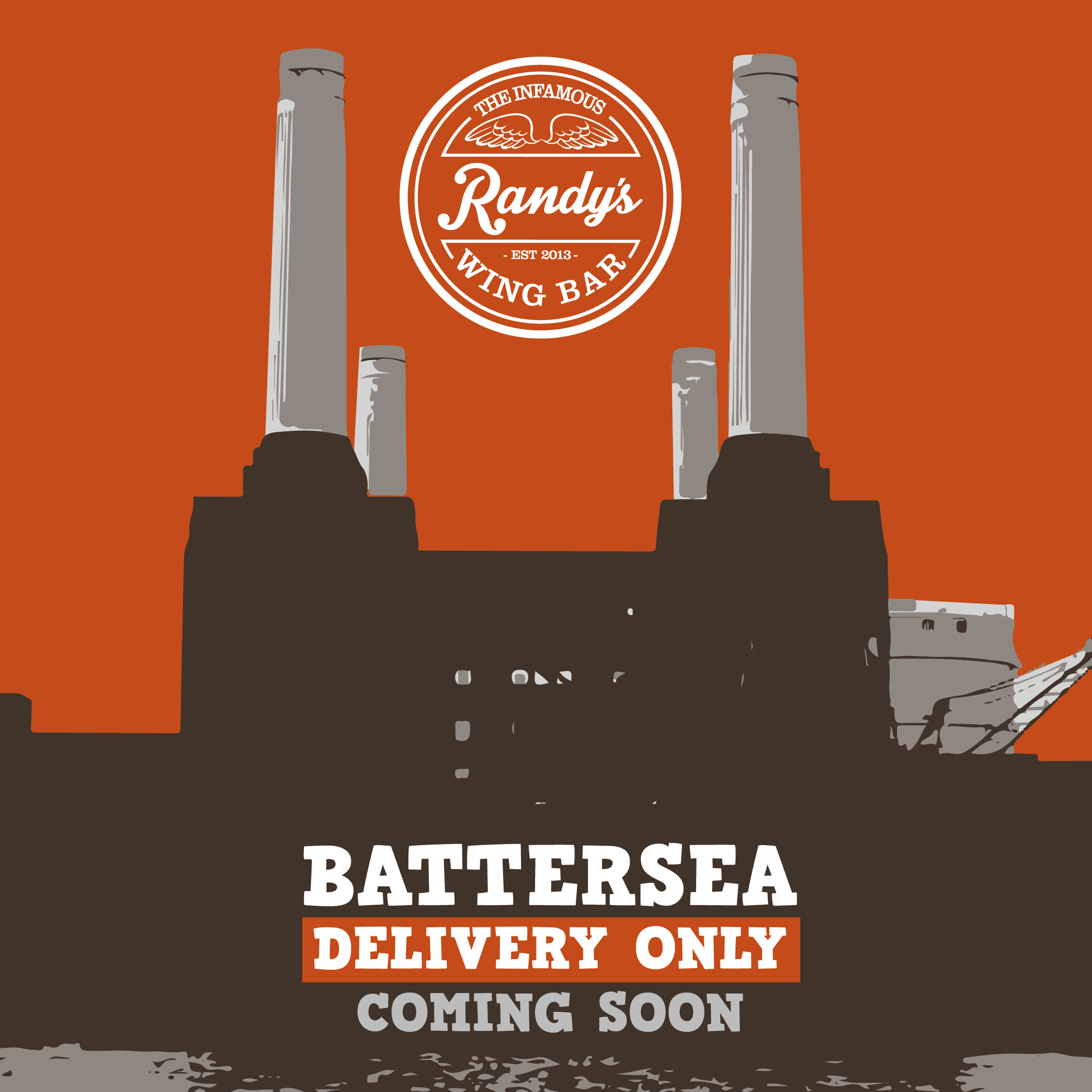 Battersea Delivery Only Coming Soon